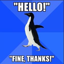 Fine, Thanks